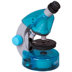 Микроскоп Levenhuk LabZZ M101 AzureЛазурь