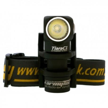 Налобный фонарь Armytek Tiara C1 (Белый диод XM-L2)