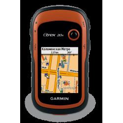 Навигатор Garmin eTrex 20X